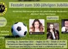 100-Jahr-Feier – Erinnerung !